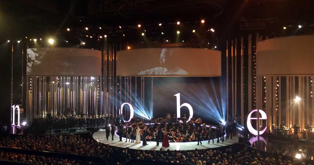 Nobel Peace Prize Concert Finale