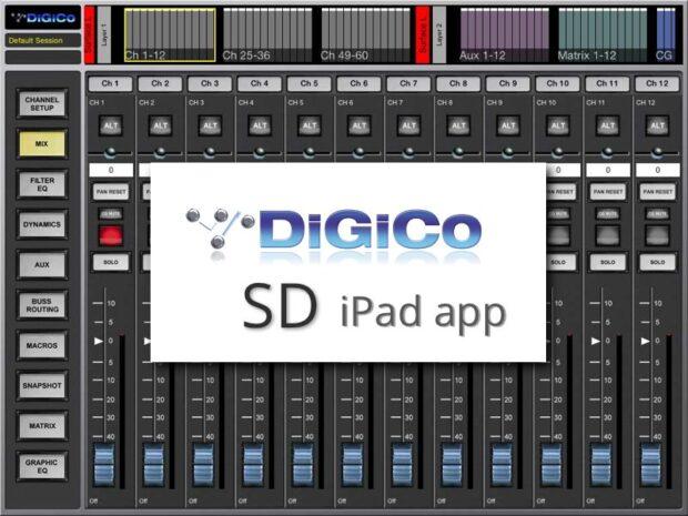 DIGICo SD app