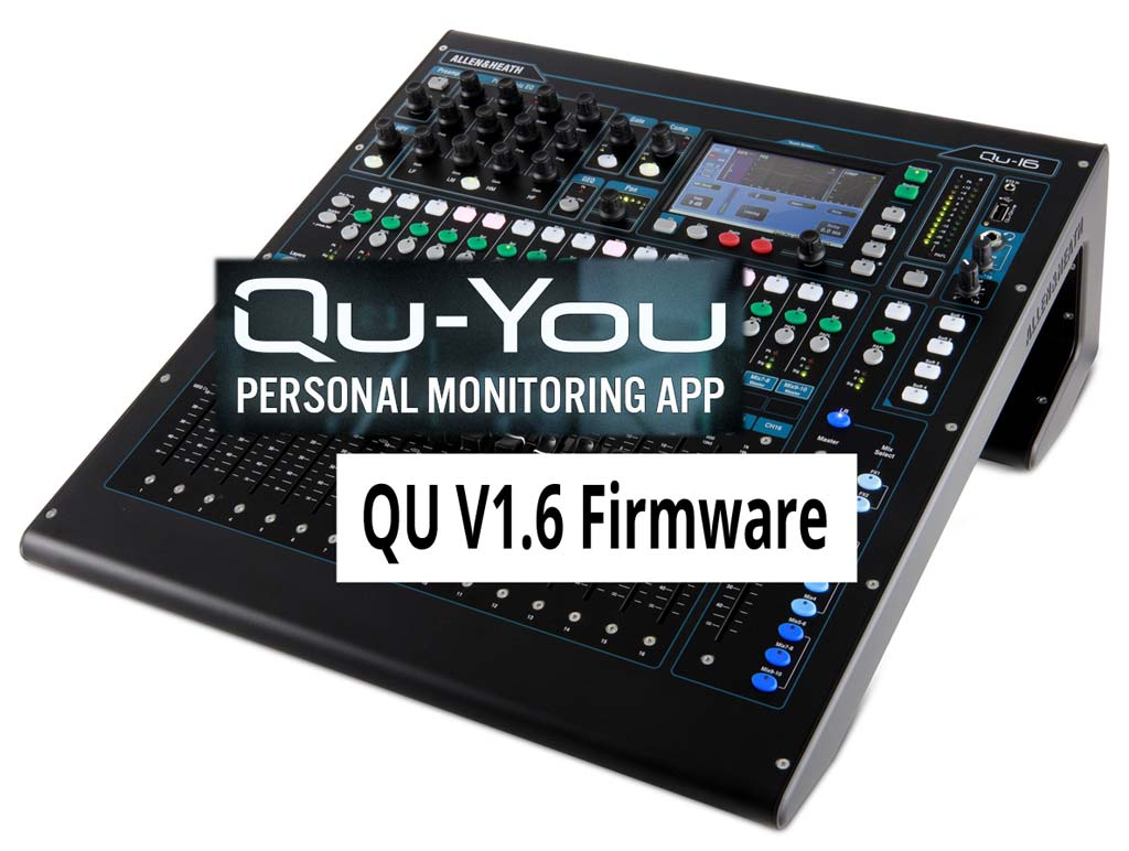 Qu16 - Qu-You and V1.6 Update