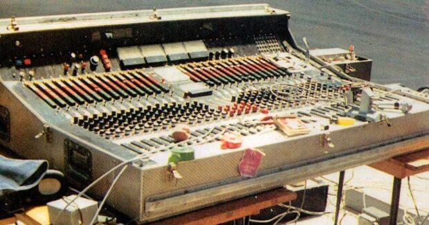 A&H Mod1 Mixer