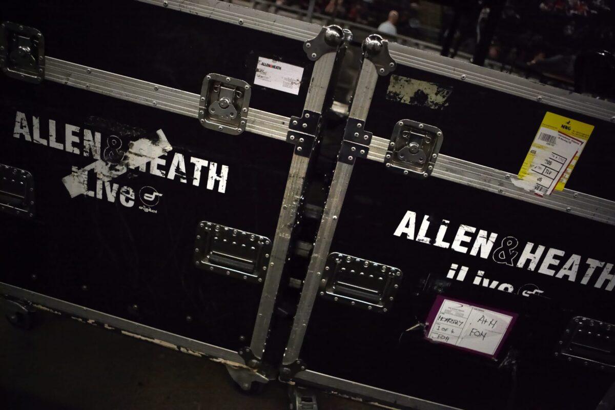 Allen&Heath iLive Cases